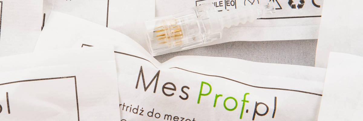 Kartridż dla urządzeń do mezoterapii mikroigłowej